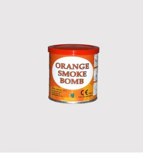 ORANGE SMOKE BOMB ARK-O