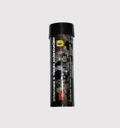 RDG-1 WHITE SMOKE BOMB  PYROMORAVIA