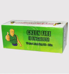 Огън Вроцлав – зелено