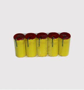 velas de humo amarillo Triplex
