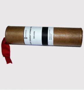 Mano granada de humo RDG-2 negro