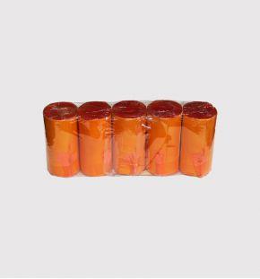 Κεριά καπνίζουν Triplex Πορτοκαλί