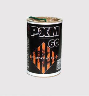 оранжева свещ  Бял PXM60