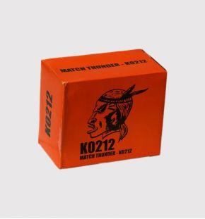 K0212 Match Thunder Klasek Firecrackers