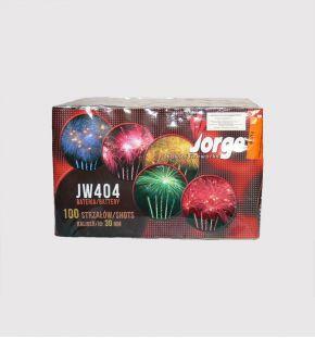 JW404 Show of Fireworks