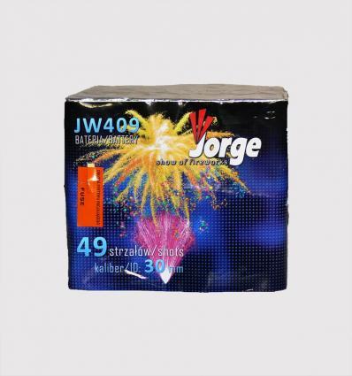 JW409 Show of fireworks
