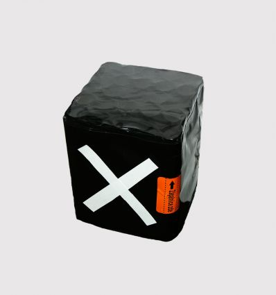 X BLACK 25 SHOTS BATTERY NS1025S