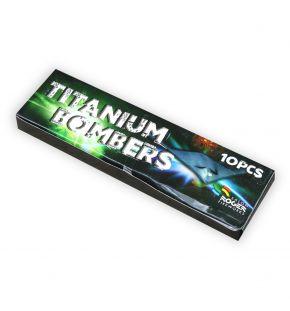 Titanium Bombers CL01  P1  40/10