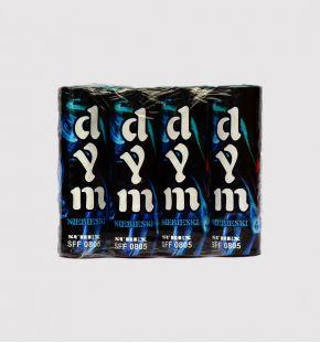 Bougies fument  bleu