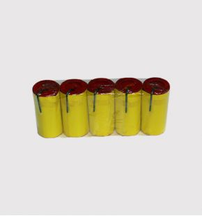 Smoke bombs Triplex Yellow