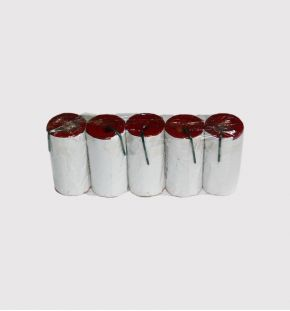Smoke bombs Triplex White
