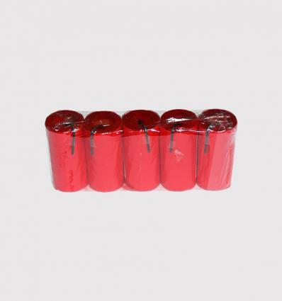 Śmoke bombs Triplex Red