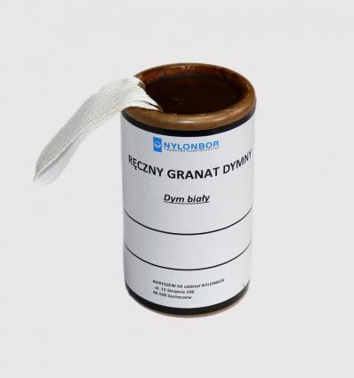 hand smoke granade RDG-1 white