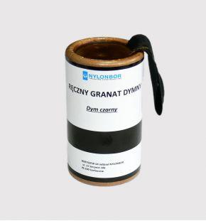 Main grenade fumigène RDG-1 noir