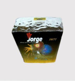 fusée  Jorge JW77