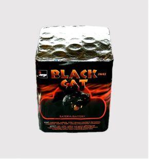 Raketenabschussvorrichtung  BLACK CAT JW42