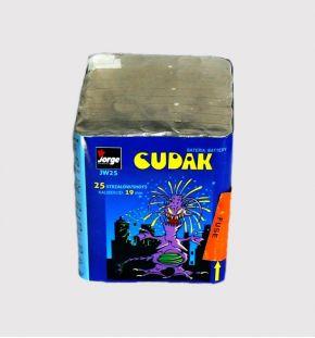 Foguete  CUDAK  JW25