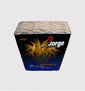 JW59 Show of Fireworks